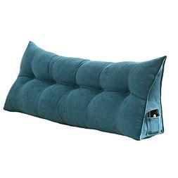 VERCART 100% Polyester Sofa Bed Large Soft Upholstered Headb