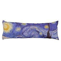 HL HLPPC Vincent Van Gogh Starry Night Vintage Fine Art Poly