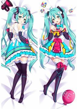 Vocaloid Hatsune Miku Dakimakura Anime Body Hugging Pillow C