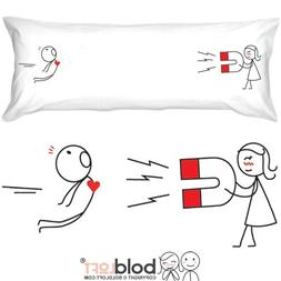 BOLDLOFT You're irresistible Body Pillowcase- Boyfriend Gift