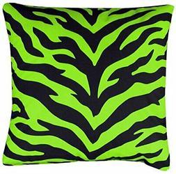 Karin Maki Zebra Square pillow
